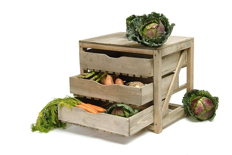 Garden Trading Company Vegetable Store at The Wedding Shop