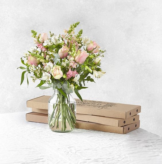 Bloom & Wild Subscription at The Wedding Shop