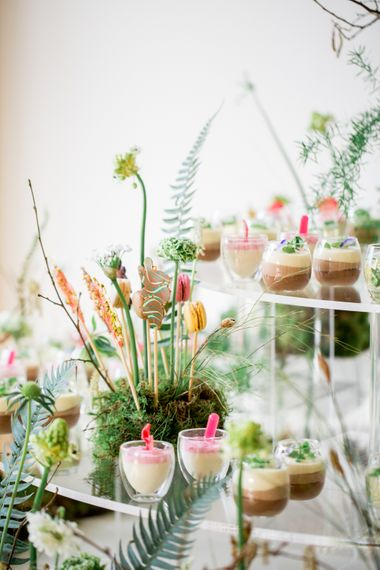 Patisserie Station For Wedding From Kalm Kitchen