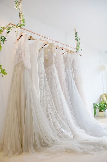 Beautiful Wedding Dresses at Fern & Foxglove Bridal Boutique