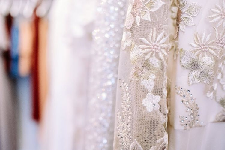 Exquisite Details at Ghost Orchid Bride