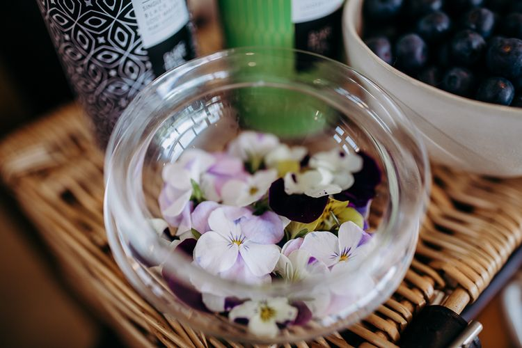 Pimp Your Prosecco Bar // Hen Party Afternoon Tea And Flower Crown Workshop
