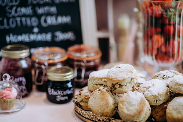 Scone Station // Hen Party Afternoon Tea And Flower Crown Workshop