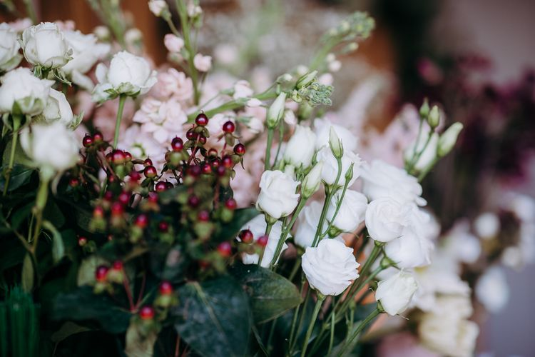 Hen Party Afternoon Tea And Flower Crown Workshop