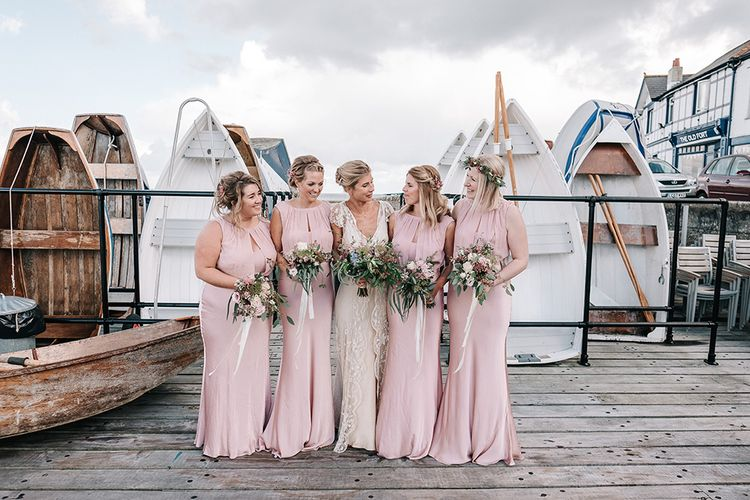 Bridesmaids in Ghost London