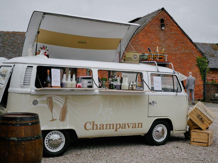 Champagne Van