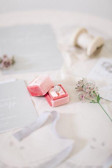 The Mrs Box Ring Box For Bride