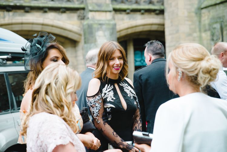Scottish Wedding at Cottiers   The Gibson's Photography   Second Shooter Martin Venherm   White Balloon Films