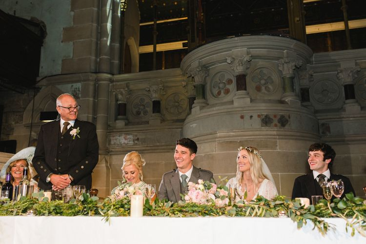 Wedding Speeches   The Gibson's Photography   Second Shooter Martin Venherm   White Balloon Films