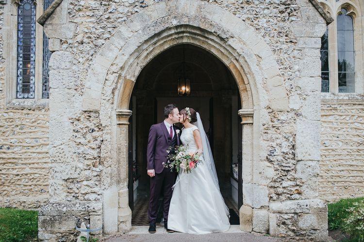 Just Married | CoE Wedding Ceremony