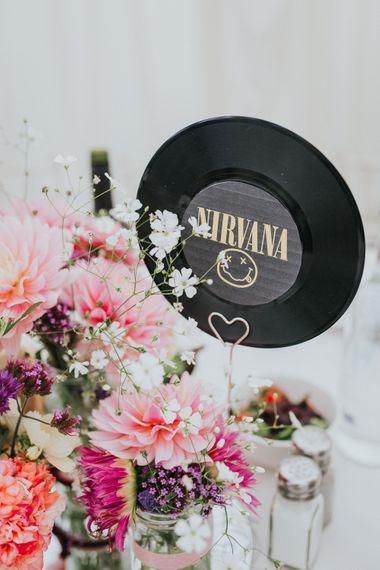 Rustic & Colourful Wedding Flowers