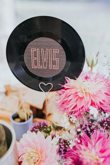 Vinyl Record Table Names