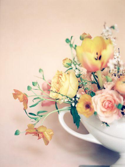 Floral Display by Gatherer Floral Design