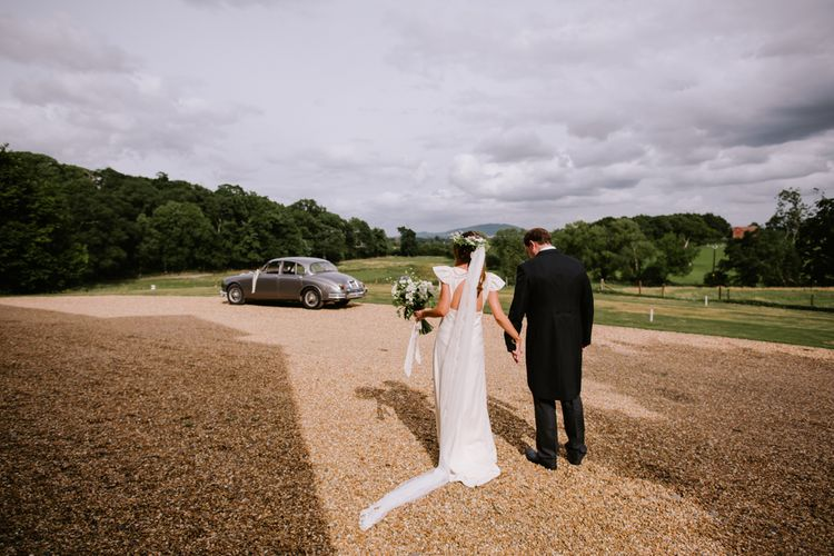 Bright Festival Themed At Home Wedding in a Tipi | McGivern Photography