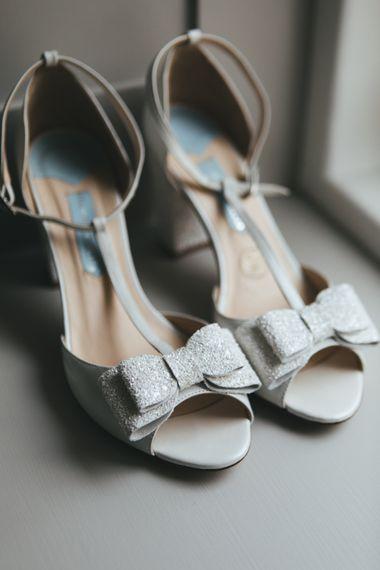 Charlotte Mills Wedding Shoes