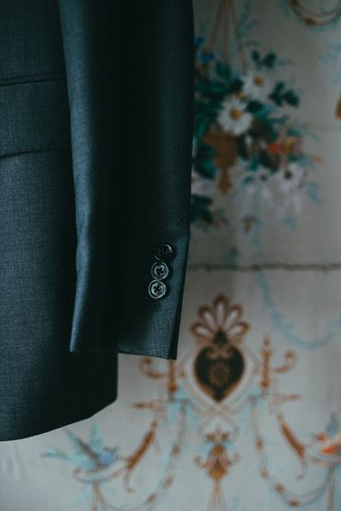 Bespoke Italian Tailored Suit