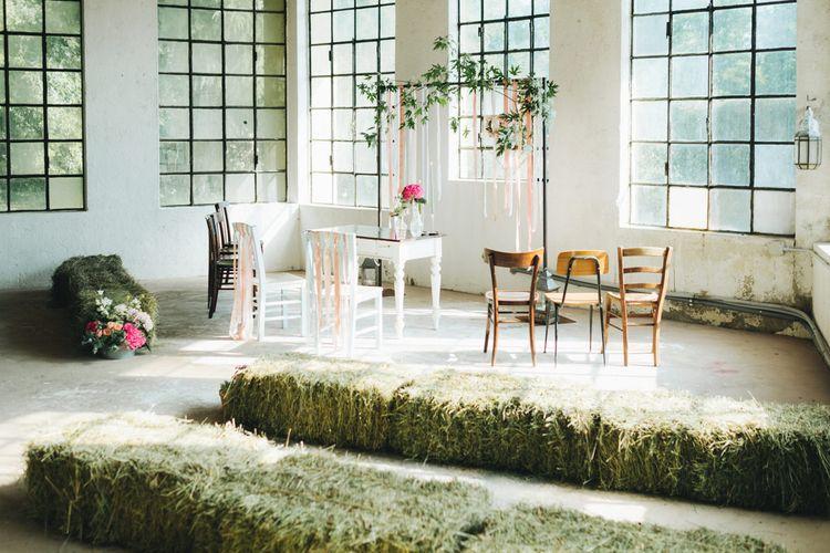 Aisle & Altar Style   Pastel Wedding at Tommy Vitello, Italy   Planning & Styling by Agnese Sogna Sempre   Matrimoni all'Italiana Photography   Amu Wedding Videos