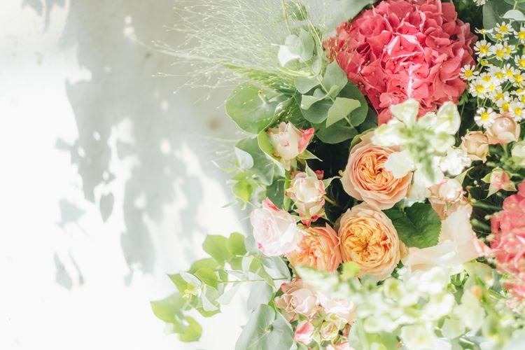 Blush Wedding Flowers   Pastel Wedding at Tommy Vitello, Italy   Planning & Styling by Agnese Sogna Sempre   Matrimoni all'Italiana Photography   Amu Wedding Videos