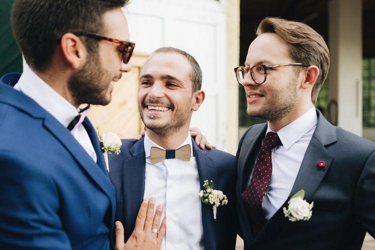 Groomsmen   Pastel Wedding at Tommy Vitello, Italy   Planning & Styling by Agnese Sogna Sempre   Matrimoni all'Italiana Photography   Amu Wedding Videos