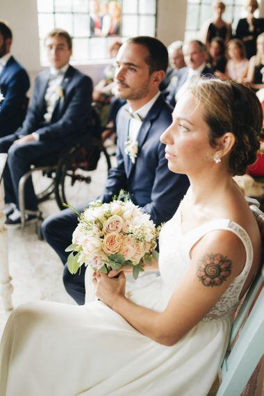 Wedding Ceremony   Pastel Wedding at Tommy Vitello, Italy   Planning & Styling by Agnese Sogna Sempre   Matrimoni all'Italiana Photography   Amu Wedding Videos