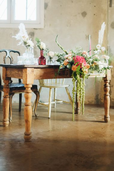 Sweetheart Table   Pastel Wedding at Tommy Vitello, Italy   Planning & Styling by Agnese Sogna Sempre   Matrimoni all'Italiana Photography   Amu Wedding Videos