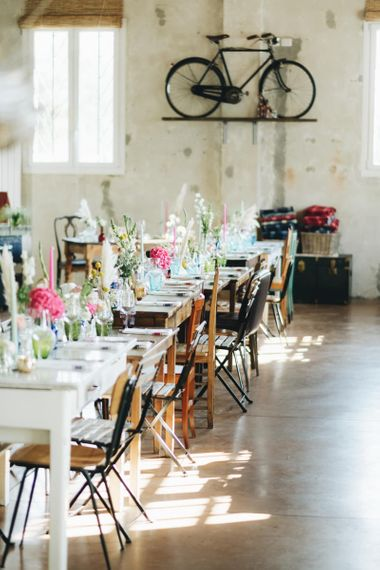Wedding Reception Table Decor   Pastel Wedding at Tommy Vitello, Italy   Planning & Styling by Agnese Sogna Sempre   Matrimoni all'Italiana Photography   Amu Wedding Videos