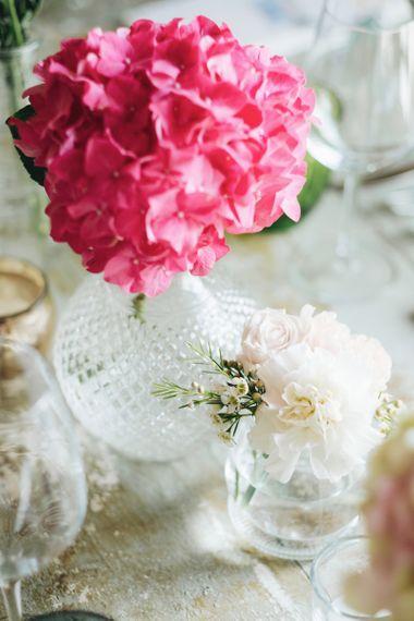 Pink Hydrangea   Pastel Wedding at Tommy Vitello, Italy   Planning & Styling by Agnese Sogna Sempre   Matrimoni all'Italiana Photography   Amu Wedding Videos