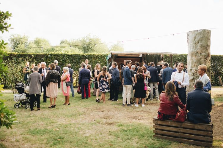 Outdoor Bar   Pastel Wedding at Tommy Vitello, Italy   Planning & Styling by Agnese Sogna Sempre   Matrimoni all'Italiana Photography   Amu Wedding Videos
