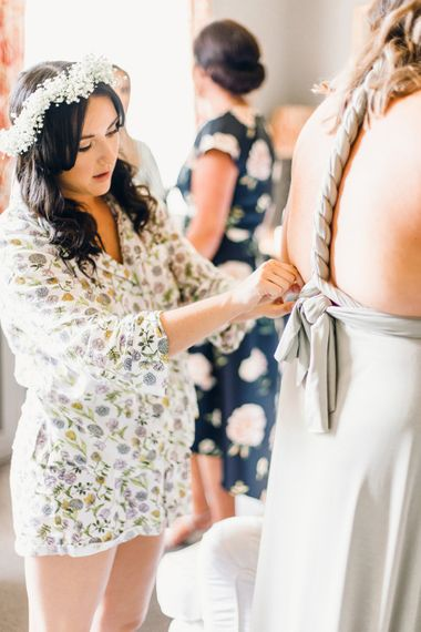 RMW The List member Victoria Lou Bridal Bridesmaid dresses | Photography by Jessica Reeve.