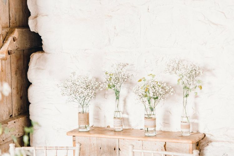 Florals by Green Wheat | Askham Hall | Photography by Jessica Reeve.