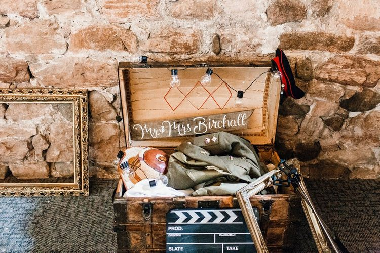 Props by RMW The List Member Wilde & Romantic | Askham Hall | Photography by Jessica Reeve.