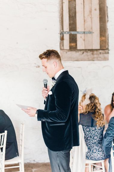 Speeches | | Askham Hall | Photography by Jessica Reeve.