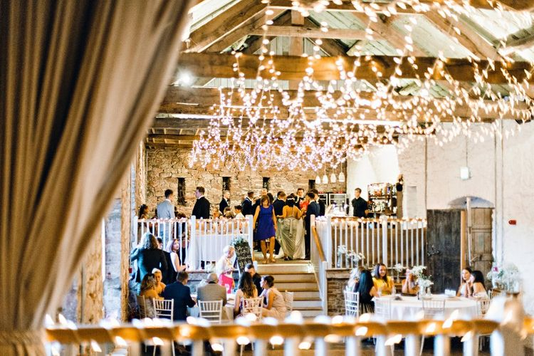 Fairylit Wedding | Askham Hall | Photography by Jessica Reeve.