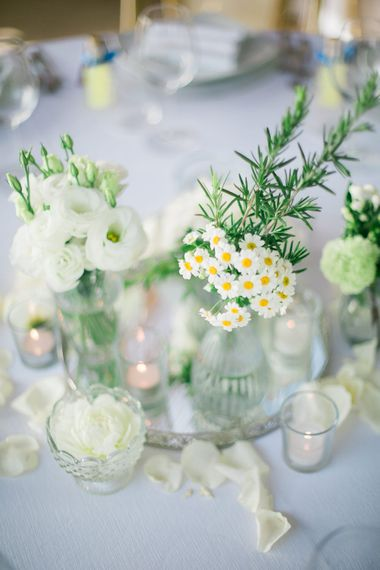 Wedding Flowers | Table Centrepiece