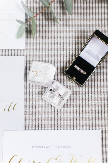 Ring Box   Elegant Hampton Manor Wedding with Floral Decor   Xander & Thea Fine Art Wedding Photography