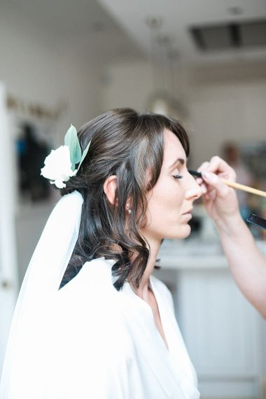 Bridal Make Up   Elegant Hampton Manor Wedding with Floral Decor   Xander & Thea Fine Art Wedding Photography