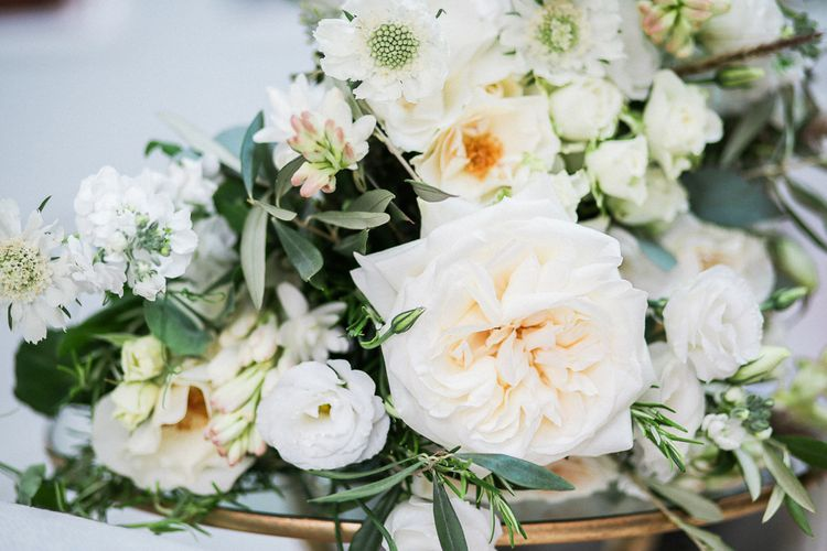 Romantic Wedding Bouquet   Elegant Hampton Manor Wedding with Floral Decor   Xander & Thea Fine Art Wedding Photography