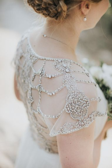 Catherine Deane Bridal Gown | Outdoor Pastel Destination Wedding at Agreco in Greece | Best Moments Wedding Planner | Paulina Weddings Photography
