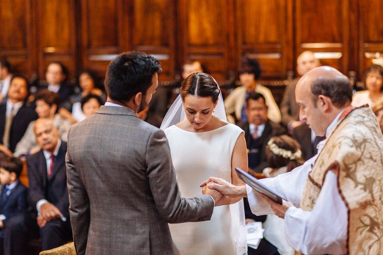 Wedding Ceremony At Brompton Oratory
