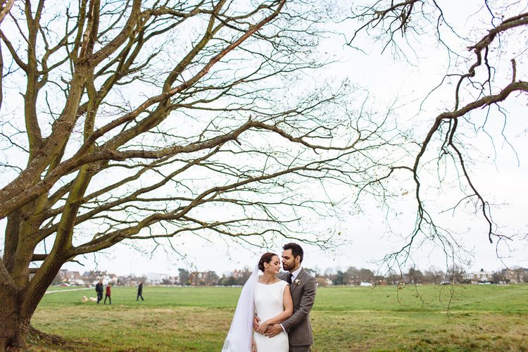 Stylish & Intimate London Wedding