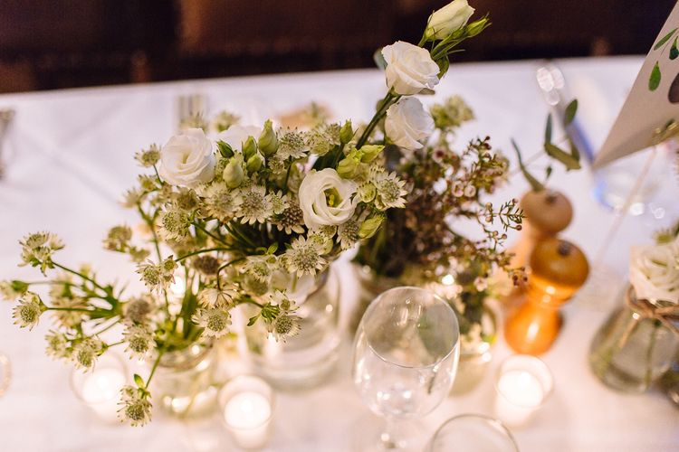 Stylish & Intimate London Wedding At The Fox & Grapes