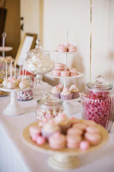 Elegant Sweetie/Dessert Table