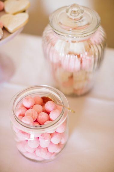 Pink Sweetie Table