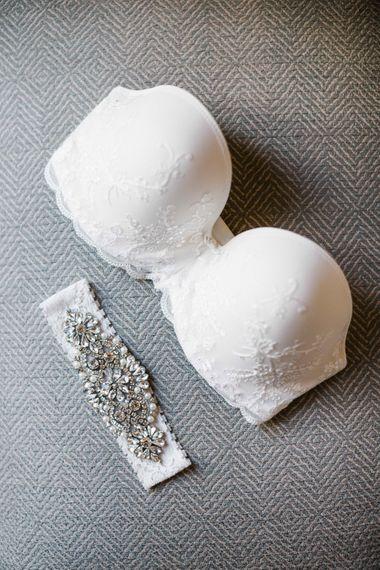 Bridal Lingerie & Garter