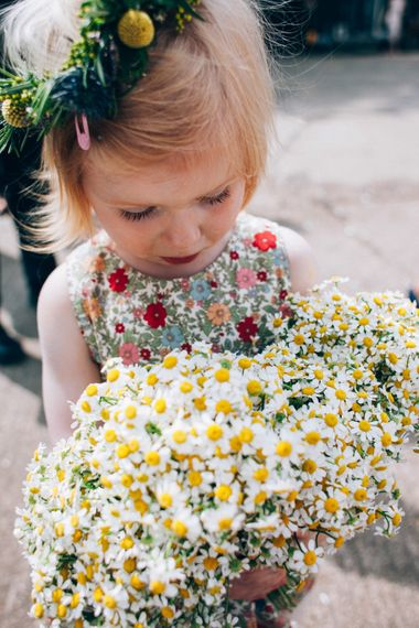 Michaelmas Daisy Bouquet