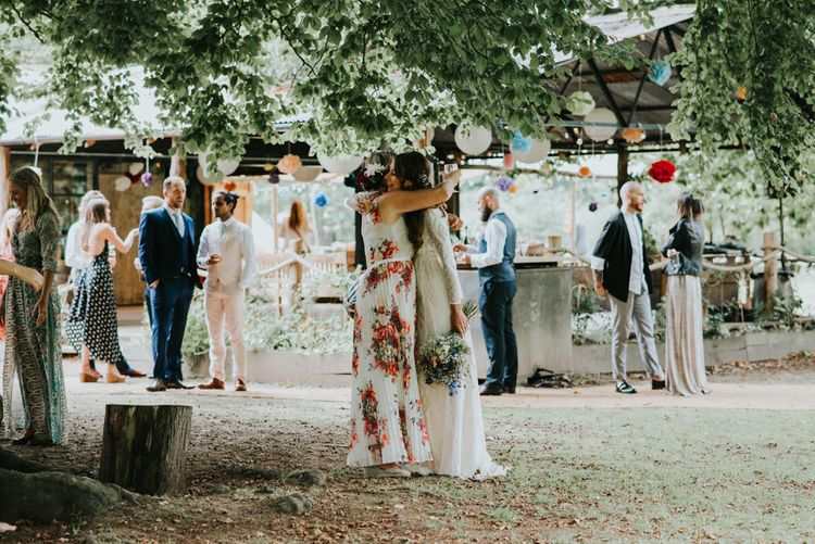Outdoor Woodland Wedding at The Dreys in Kent | Fern Edwards Photography