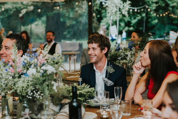 Wedding Guest   Outdoor Woodland Wedding at The Dreys in Kent   Fern Edwards Photography
