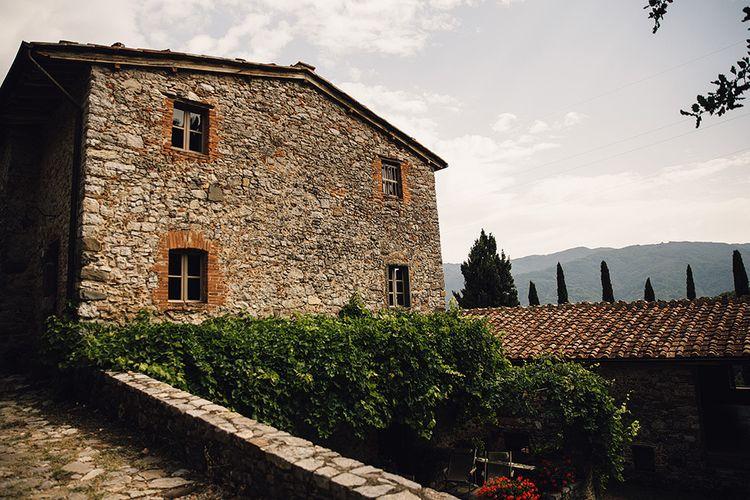 Villa Catureglio in Tuscany