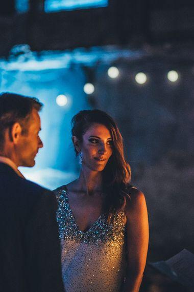 Wedding Ceremony | Festoon Lights