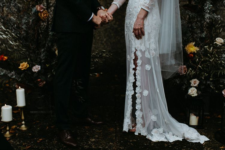 Moody & Dark Wedding Photography
